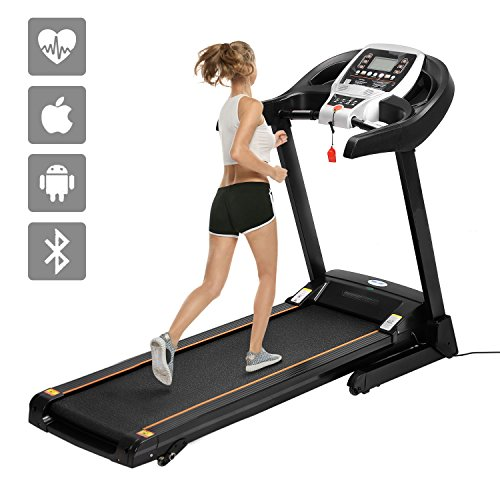 Golds Gym Treadmill Connect Bluetooth: ANCHEER Treadmill APP Bluetooth Control Newest S9300