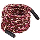 Blue Panda 20 Feet Tug of War Rope - Thick Tug-o-War Rope for Outdoor, Fun Activities, and Sports, Perfect for Sport Meets and Party games, Color May Vary