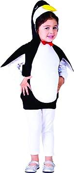 Dress Up America Disfraz de pingüino Feliz para niños: Amazon.es ...