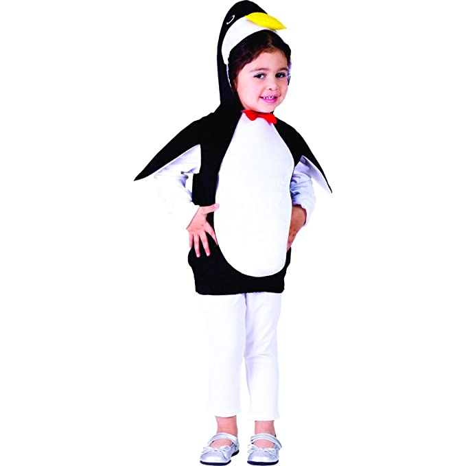 Dress Up America Happy Penguin Costume - Size Small 4-6