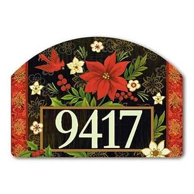 Yard Design Christmas Flora Yard Sign #72635