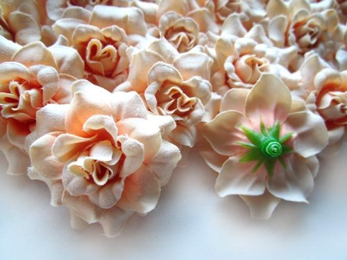 100-Silk-Pearl-Cream-Roses-Flower-Head-175-Artificial-Flowers-Heads-Fabric-Floral-Supplies-Wholesale-Lot-for-Wedding-Flowers-Accessories-Make-Bridal-Hair-Clips-Headbands-Dress