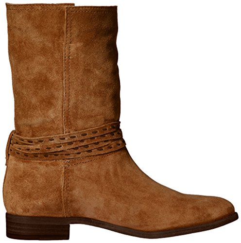 Pickstitch FRYE Boot Cara Boot Chestnut Womens Womens Pickstitch FRYE Chestnut Mid Mid Cara Womens FRYE ffPnOW