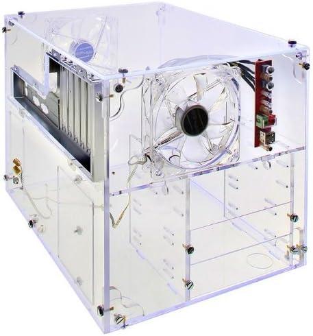 Sunbeam UFO Acrylic Cube Cubo Transparente - Caja de Ordenador ...
