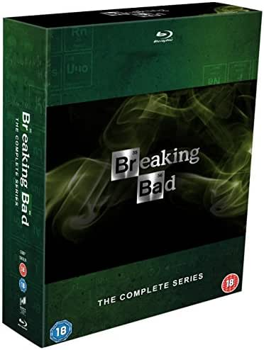 Breaking Bad: The Complete Series Box Set
