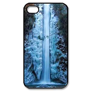 iphone covers Custom Cell Phone Case for Iphone 6 4.7 with Frozen Waterfall shsu_1005794 at SHSHU
