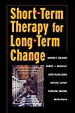 img - for Short-term Therapy for Long-Term Change (Norton Professional Books) book / textbook / text book