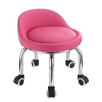 Amazon.com: XRXY Creative Pulley Stool / Round Bench / Living Room ...
