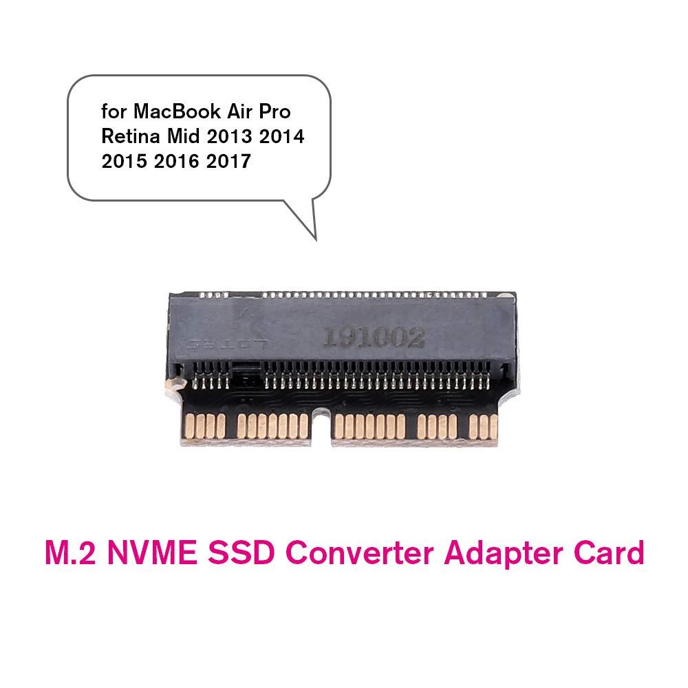 Docooler - Tarjeta de expansión de conversión SSD M.2 NVME para ...