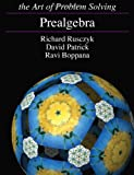 Prealgebra, Richard Rusczyk and David Patrick, 1934124214