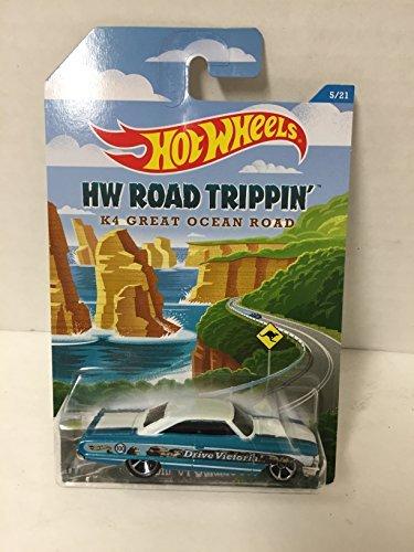 Hot Wheels HW Road Trippin' K4 Great Ocean Road Custom 64 Galaxie 500 5/21