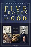 Book cover from Five Proofs of the Existence of God by Edward Feser
