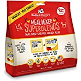 Stella & Chewy'S Freeze-Dried Raw Meal Mixer Lil' Superblends Small Breed Cage-Free Chicken Grain-Free Dog Food Topper, 8 Oz Bag