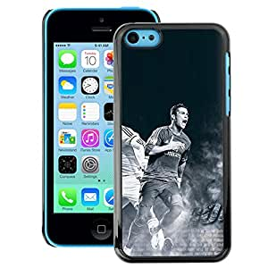 Snap-on Series Teléfono Carcasa Funda Case Caso para iPhone 5C , ( Ronaldo Soccer Player )