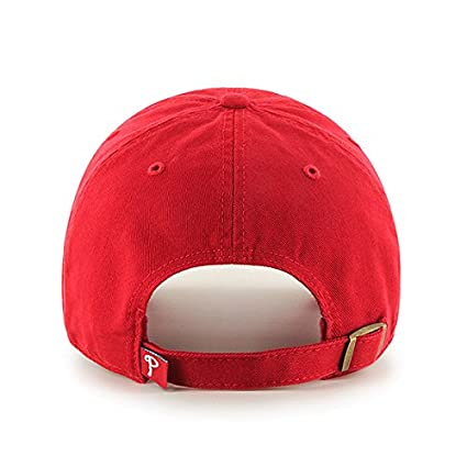 7dbea5f4369 47 MLB Philadelphia Phillies CLEAN UP Cap - 100% Cotton Twill Unisex  Baseball Cap Premium Quality Design and Craftsmanship by Generational  Family Sportswear ...