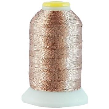 Metallic Thread - No. L90 - Dark Multi - 500m - Threadart