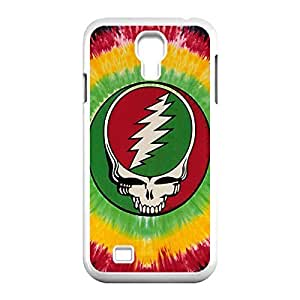 Custom Personalized for Vital Design Hard Plastic Case Back Cover Case the Grateful access Dead for Samsung Galaxy S4 I9500 patients _White 30606