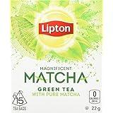 Lipton Original Matcha Pyramid Tea Bags 15 1N
