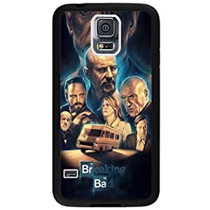 Breaking Bad Samsung Galaxy S5 White Phone Case Gift Holiday Gifts Souvenir Halloween gift Christmas Gifts TIGER155475