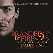 Branded by Fire: Psy-Changeling, Book 6 | Nalini Singh