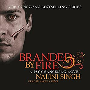 Branded by Fire Audiobook