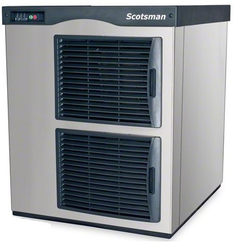 Scotsman F1522A-32A Air Cooled 208-230V 1570 lb Flake Style Ice Machine by Scotsman