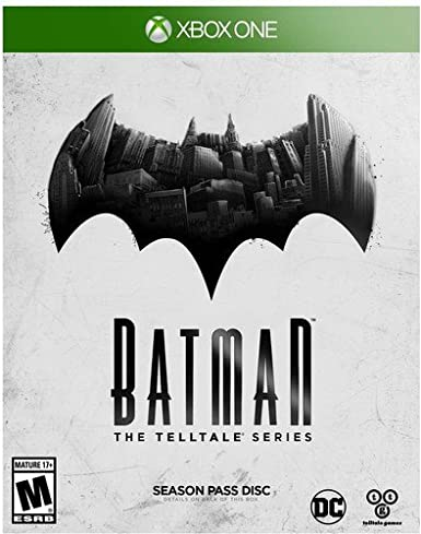 Warner Bros Batman: The Telltale Series Xbox One Básico Xbox One ...