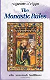 Monastic Rules:  of Saint Augustine (Augustine (New City Press))