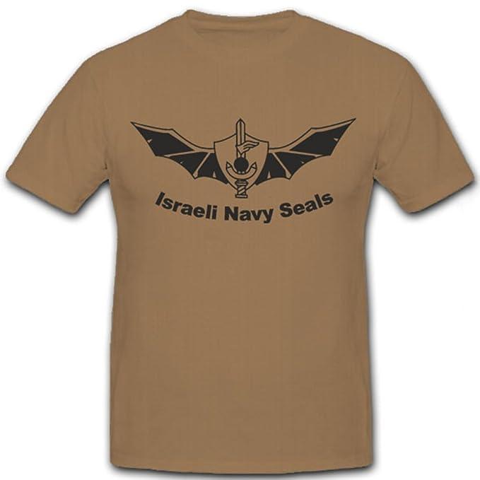 Copytec Israeli Navy Seals Especial Fuerzas Marino Lucha Flotador Unidad de Comando - Camiseta # 7226: Amazon.es: Ropa y accesorios