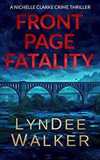 Front Page Fatality by LynDee Walker ebook deal