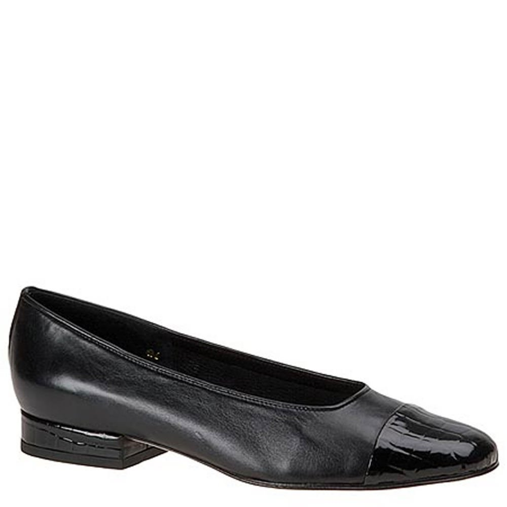 VANELi Women's FC-313 Flat B0031SD9II 12 2A(N) US|Black-crocodile