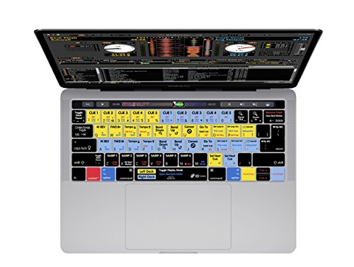 KB Covers Serato DJ Keyboard Cover for the MacBook Pro w/...
