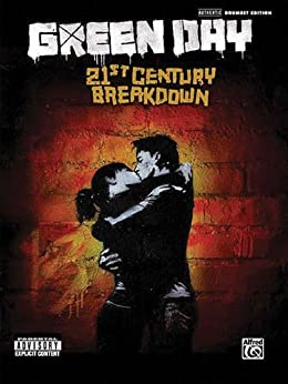 Green Day: 21St Century Breakdown Authentic Drumset Edition Book by [Day, Green]
