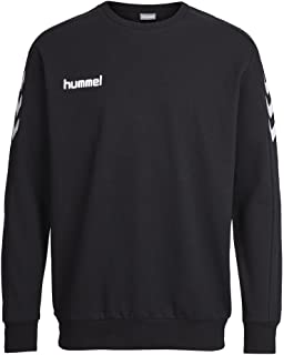 Hummel Mens Core Cotton Sweat Top Pullover