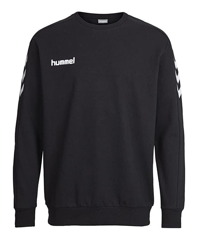 Hummel Mens Core Cotton Sweat Top Pullover at Amazon Mens Clothing store: