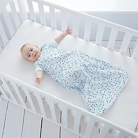 0-6 Months The Gro Company Spring Leaves Lightweave Grobag Baby Sleeping Bag 1.0 Tog