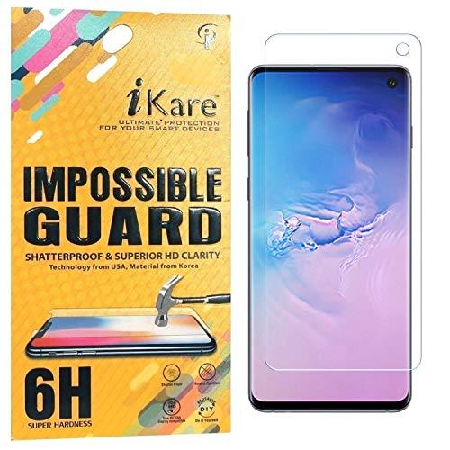 iKare Fiber Impossible Screen Guard For Samsung Galaxy S10