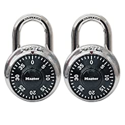 Master Lock 1500T Locker Lock Combinatio...