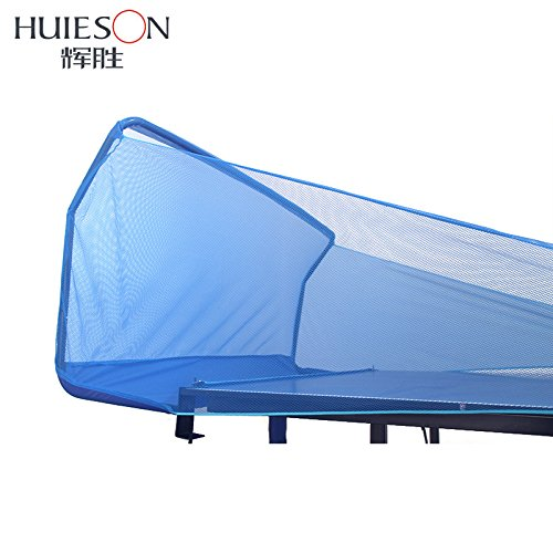 LANFIRE(HUIESON) Huieson Professional Table Tennis Ball Catch Net Ping Pong Ball Collector Net for Table Tennis Training Table Tennis Accessories