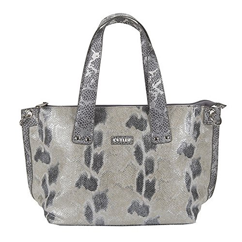 Cutler Bags Chardonnay Silver Tote Bag 2017 Women Silver (Chardonnay Silver)