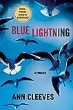 Blue Lightning, Ann Cleeves, 0312384351
