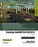 img - for Exploring AutoCAD Civil 3D 2018 book / textbook / text book
