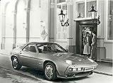 1984 Porsche 928S 928 Automobile Photo Poster