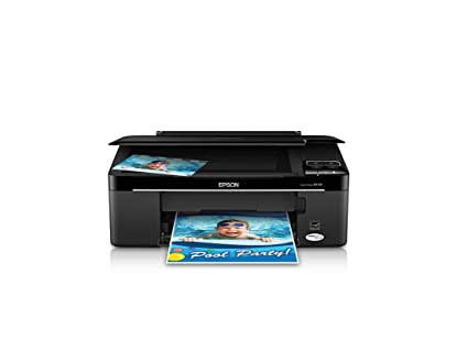 epson nx130 printer manual