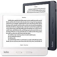 Kobo Libra H20 7' HD E Ink Touchscreen, White