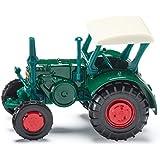 Amazon.com: SIKU Super DEUTZ FAHR Tractor with Front Loader: Toys