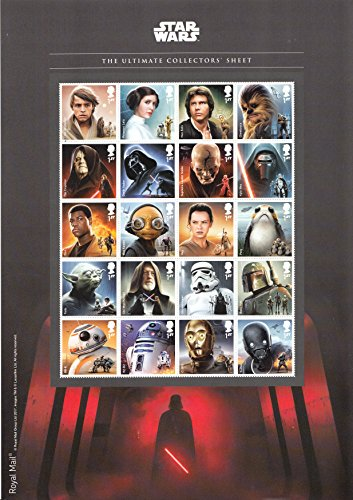 Royal Mail Star Wars Ultimate Collector