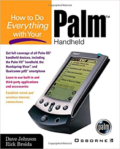 Amazon.com: How to Do Everything With Palm Handheld ...