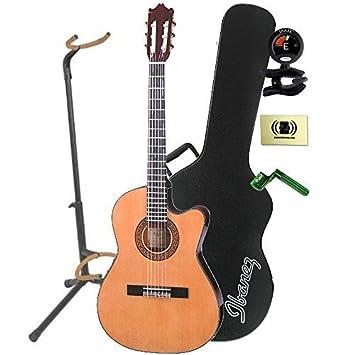 Ibanez GA5TCE-AM - Guitarra clásica Electroacústica en ámbar ...