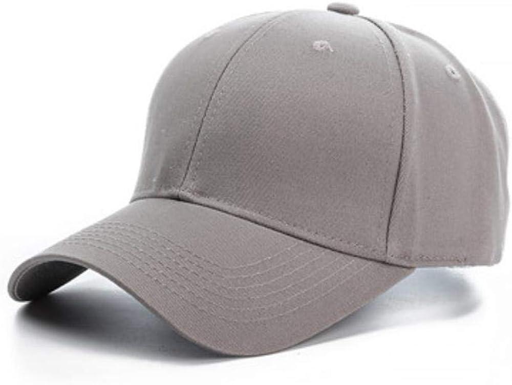 Unisex Solid Color Baseball Cap Men Women Cotton Cap Casual Snapbcak Hats Outdoor Dad Cap Size Adjustable Cap,Q